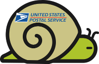 The USPS Mail Snail